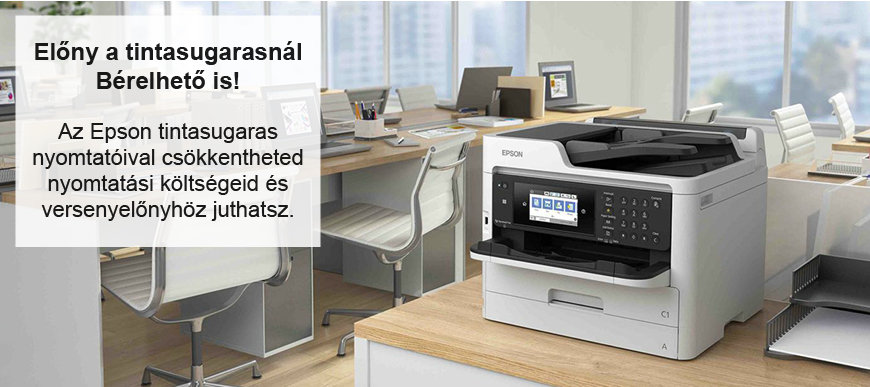 Bérelhető nyomtatók