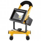 Újratölthető LED-es fényvető, 10W