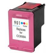HP CC656AE [Col XL] #No.901 kompatibilis tintapatron (ForUse)