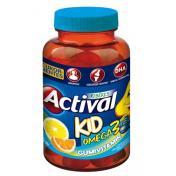 Béres actival kid omega-3 gumivitamin [30 db]