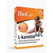 Bioco l-karnitin kapszula [60 db]