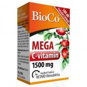 Bioco Mega C vitamin 1500 mg retard filmtabletta [100 db]