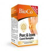 BioCo Porc&Izom Csont Komplex [120 db]