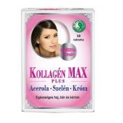 Dr.chen kollagén max plus tabletta [30 db]