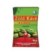 Dr.chen zöld kávé+chili kapszula [60 db]