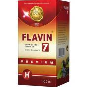 Flavin 7 gyümölcslé kivonat [500 ml]