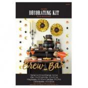 Kínáló Asztal Dekorációs Szett Halloween-re - 23 db-os