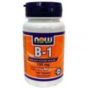 Now B-1 vitamin tabletta [100 db]
