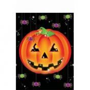 Perfect Pumpkin Party Asztalterítő Halloweenre - 137 cm x 259 cm, abrosz