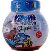 Vibovit aqua gumi multivitamin gyerekeknek [50 db]