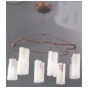 MW-5313 / 6H mennyezetre szerelhető klasszikus lámpatest