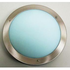 VISOLA CL077, 2XE27 max 60W, matt króm, IP44, fürdőszobai lámpa