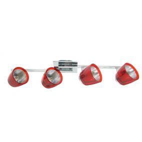 FELIX G929-4TU2 mennyezeti spot lámpa (piros), G9 foglalattal