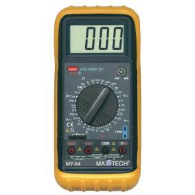 Professzionális multiméter MY64