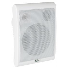 Falra szerelhető hangdoboz, 110V, 165mm