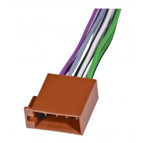 ISO hangszórócsatlakozó dugó