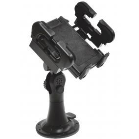 Univerzális autós tartó, tapadókorongos, 70-115mm