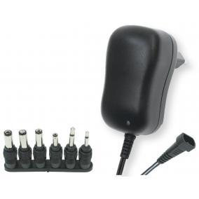 Hálózati adapter, 1A, 3-12V, LED, szabályozható
