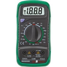 Digitális multiméter MAS830
