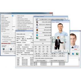 SOYAL AR-701 szoftvercsomag 8.05