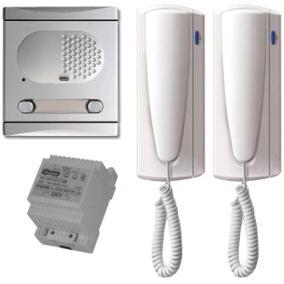 Kaputelefon, társasházi audio Golmar 4220/AL