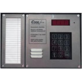 Kaputelefon, társasházi audio EVKT 100 központ+proximity falon kív., 1 oszl. H