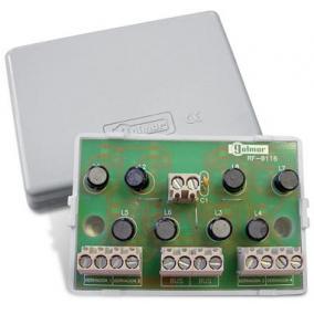 Kaputelefon, szerelvény Golmar D4L-V2PLUS