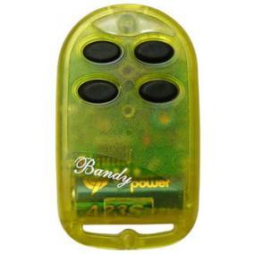 Távvezérlő NOLOGO BANDY-CD4 zöld