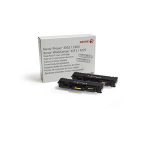 Xerox Phaser 3052, 3260 [106R02782] toner 2x3k DUPLA (eredeti, új)