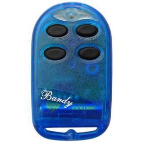 Távvezérlő NOLOGO BANDY-CD4 kék
