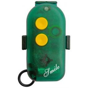 Távvezérlő NOLOGO SMILE-C zöld