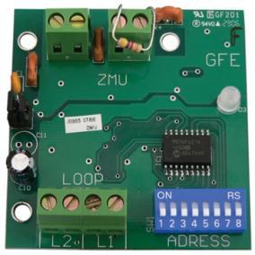 Global Fire modul ZMU