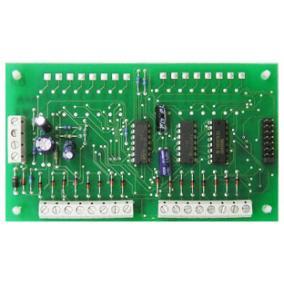 Kaputelefon, társasházi audio CODEFON - MKT 16 központ modul