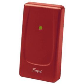 SOYAL AR-723HW piros