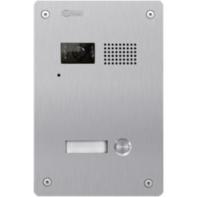 Kaputelefon, egylakásos video Golmar 7101/INOX
