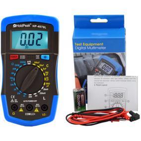 Digitális multiméter, Holdpeak 4070L