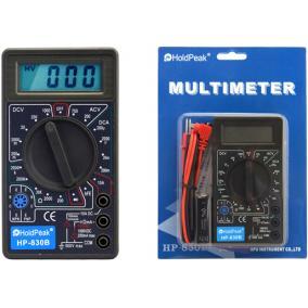 Digitális multiméter, Holdpeak 830B