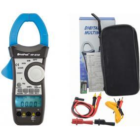 Digitális lakatfogó multiméter, Holdpeak 870F