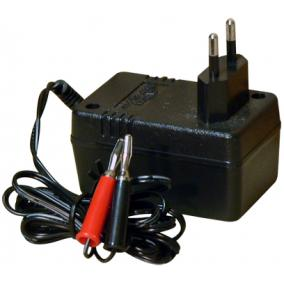Hálózati töltő Holdpeak 6300A műszerhez, 12VDC, 500mA.