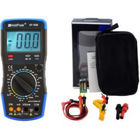 Digitális multiméter, Holdpeak 760B