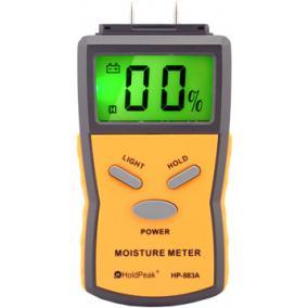 Univerzális, digitális nedvességmérő, Holdpeak 883A