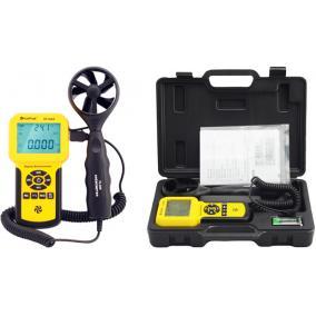 Digitális szélerősség és hőmérsékletmérő, Holdpeak 836A