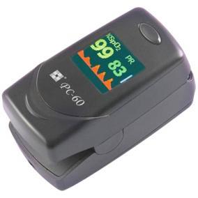 Véroxigénszint mérő Creative PC-60C