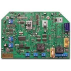 Kaputelefon, társasházi audio EVKT 100 proximity központi panel
