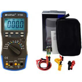 Digitális multiméter, Holdpeak 760G