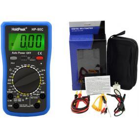 Digitális multiméter, Holdpeak 90C