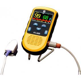 Véroxigénszint mérő Creative PC-66B Color