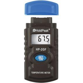 NTC mérőszondás hőmérsékletmérő, Holdpeak 2GF