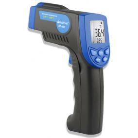 Infravörös hőmérsékletmérő, Holdpeak 420