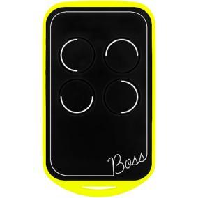 Távvezérlő NOLOGO BOSS-QCD4 sárga